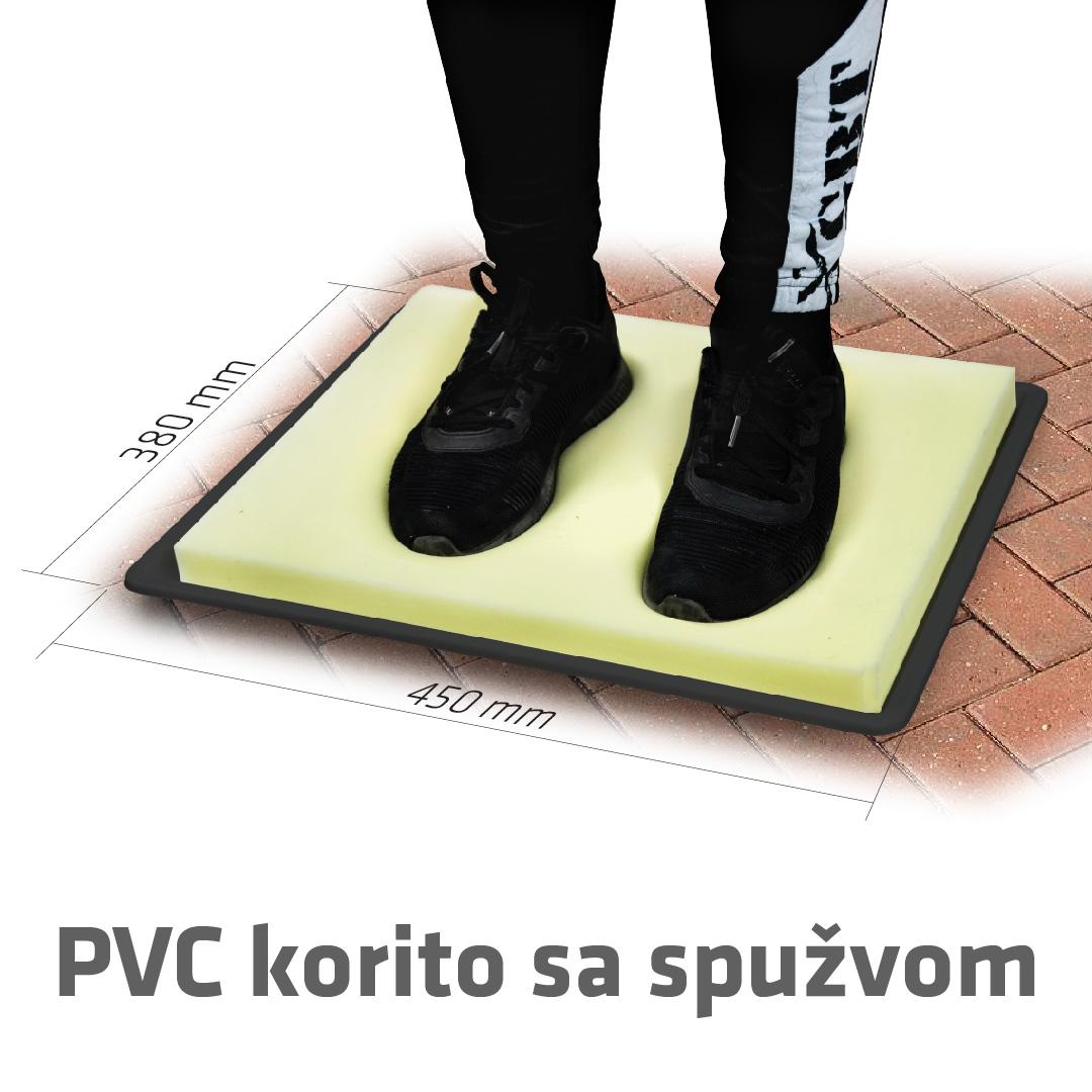 Korito PVC