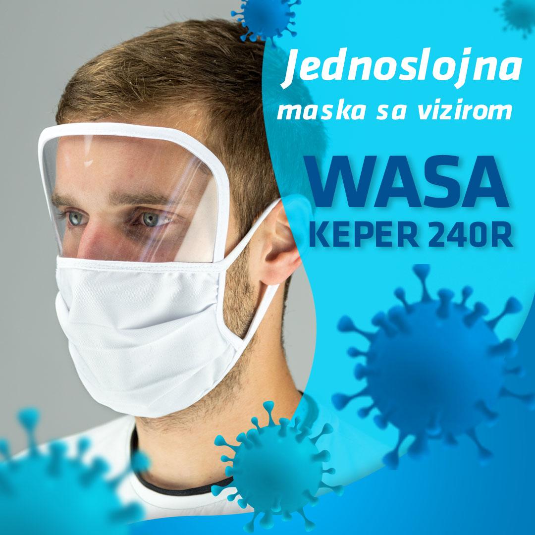 WASA - Keper240R