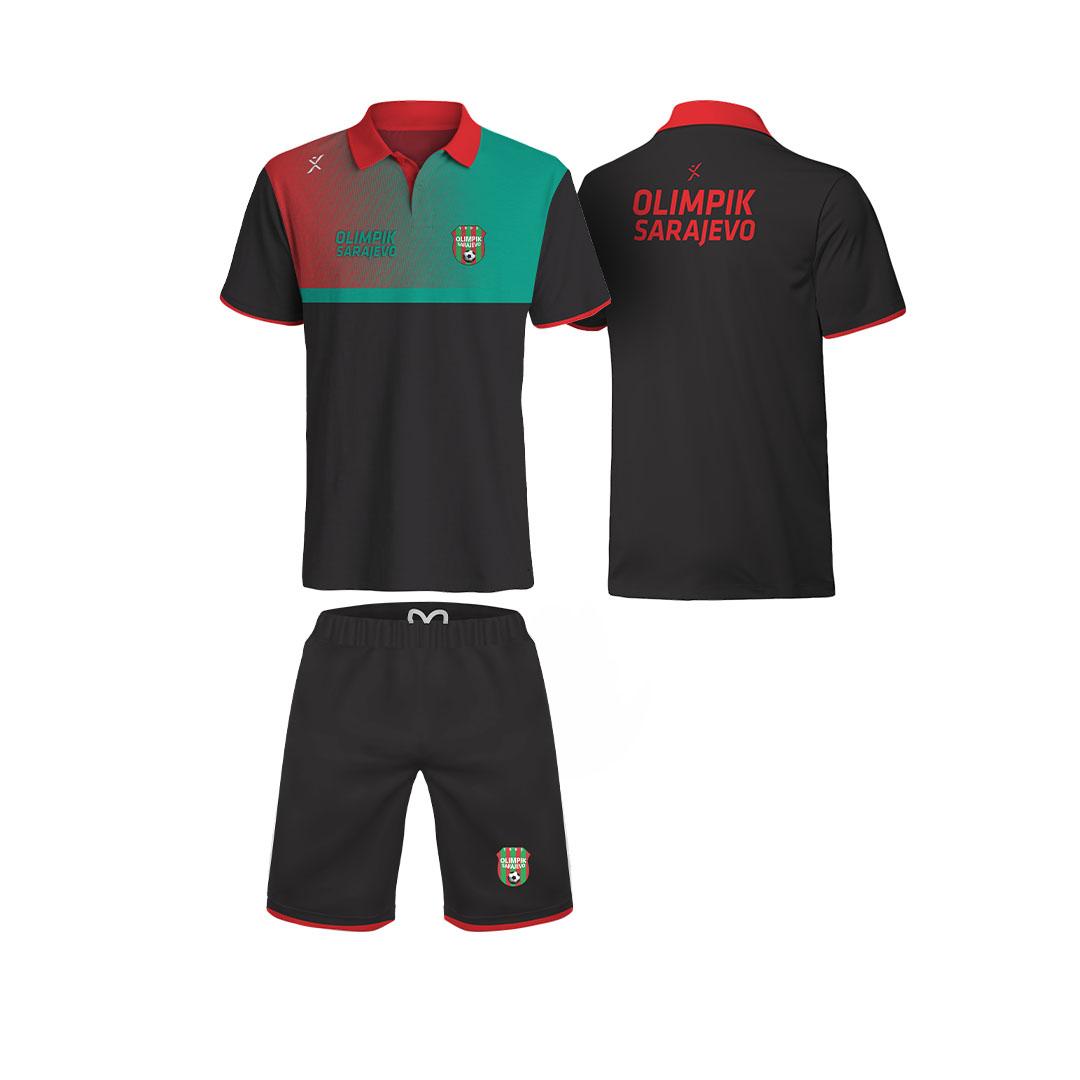 FK Olimpik Paradni Komplet Fudbal
