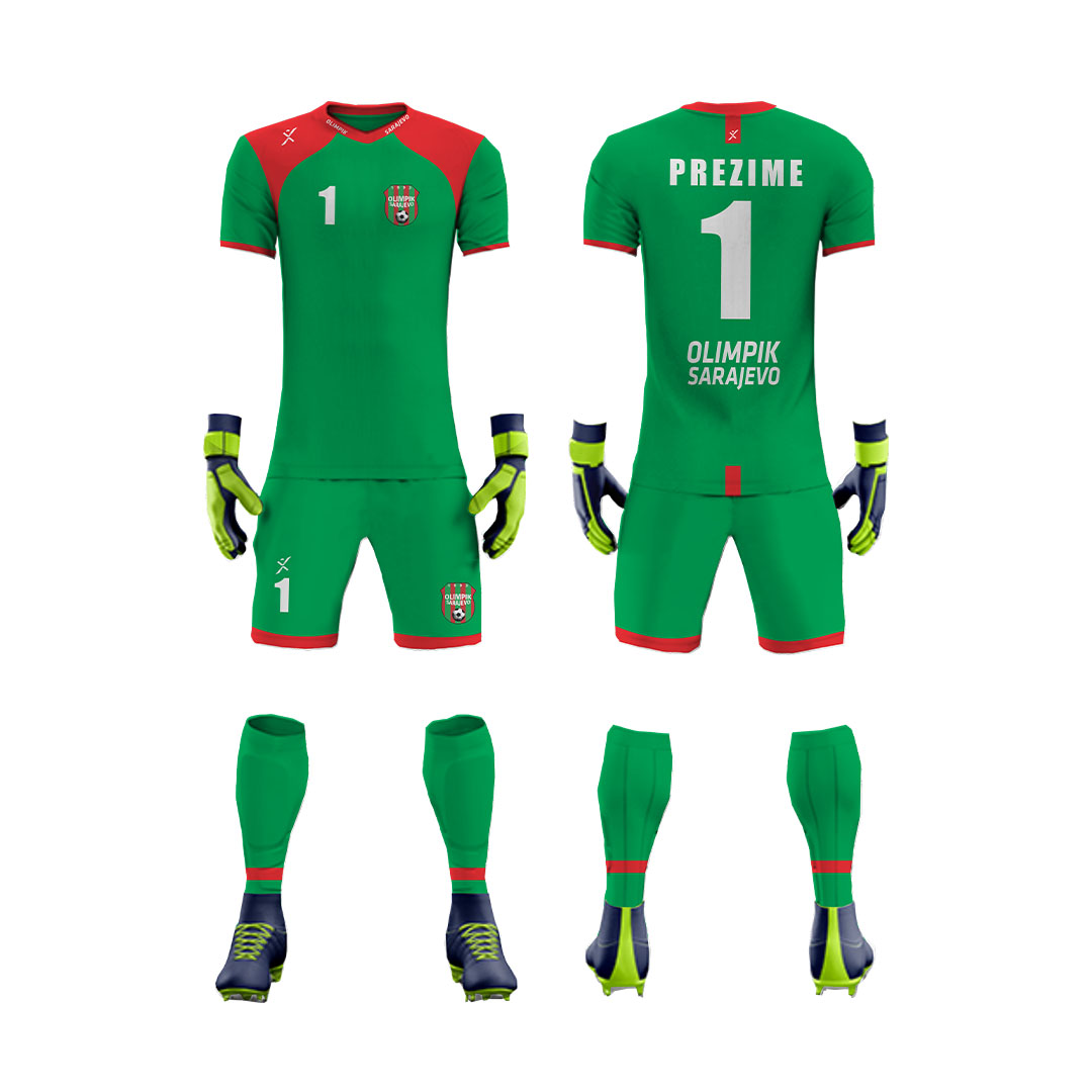 FK Olimpik Golman Fudbal