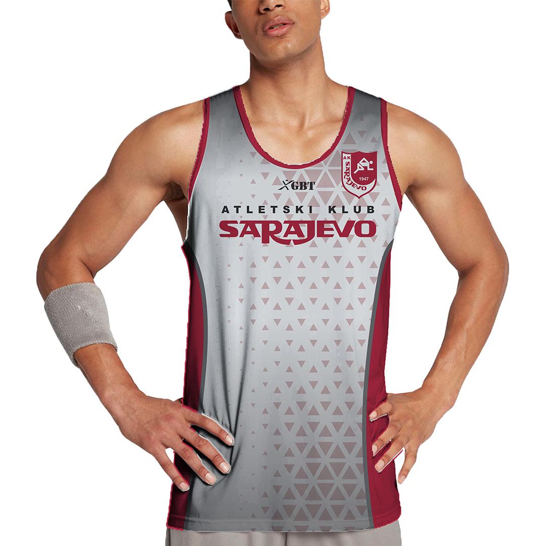 AK Sarajevo Atlet Dres Atletika