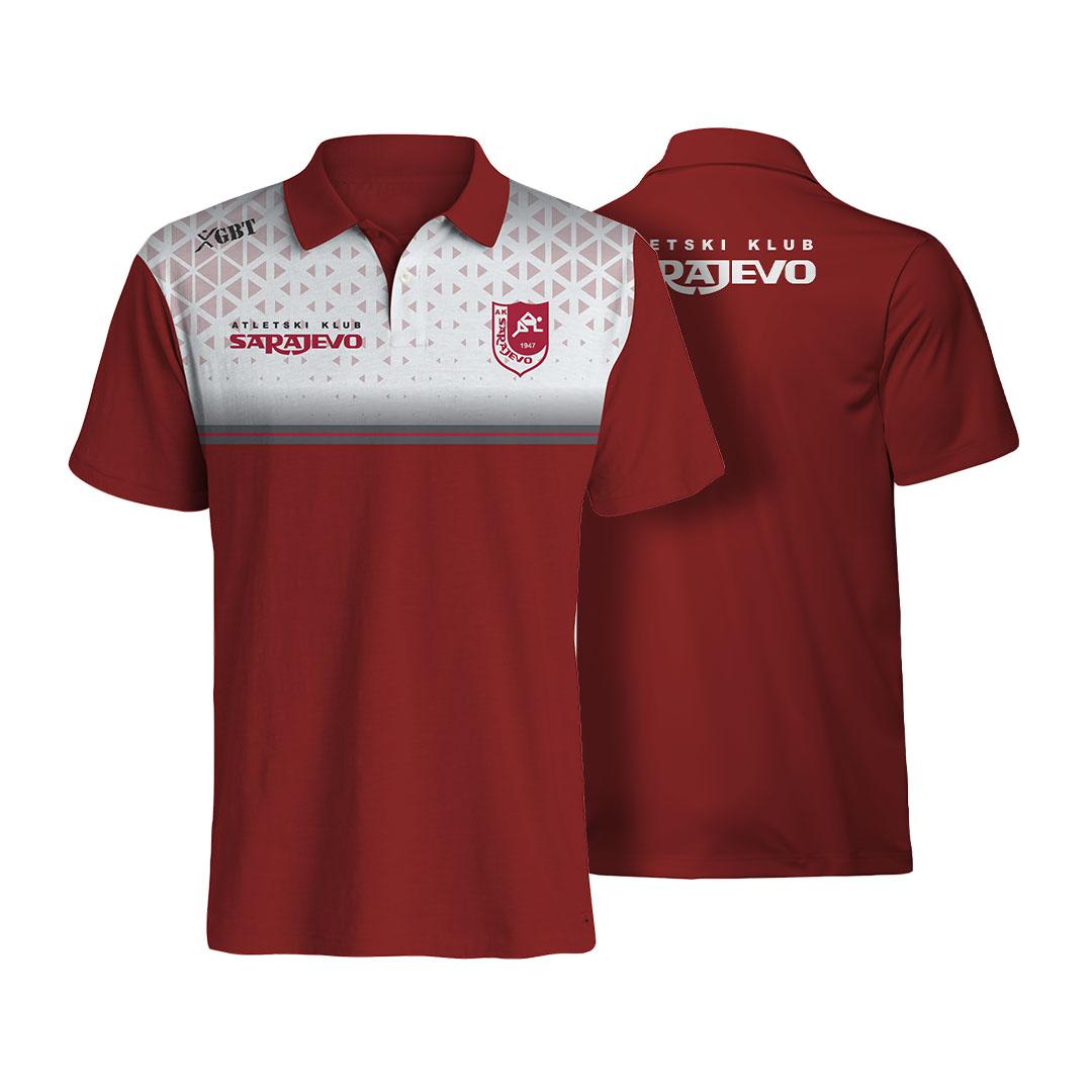 AK Sarajevo Polo Majica Atletika