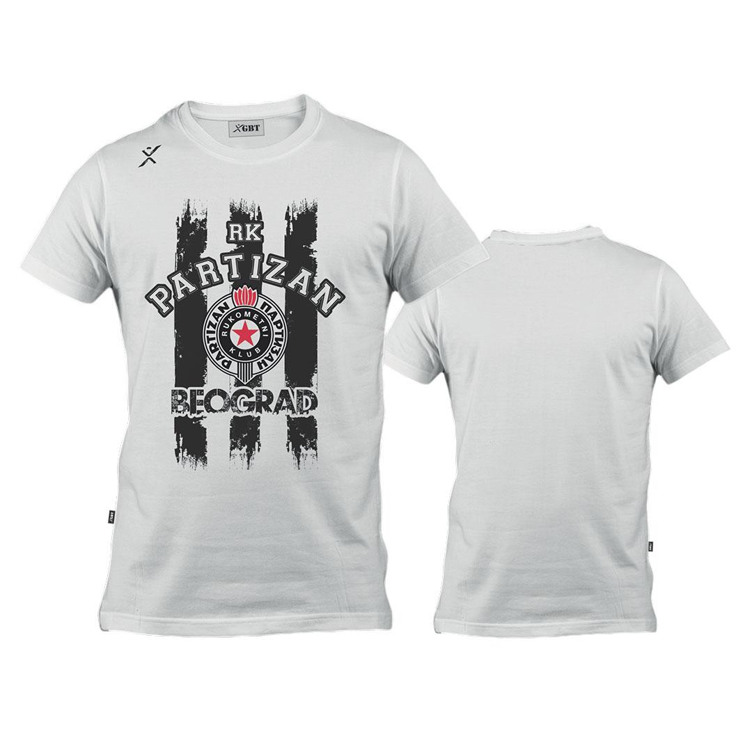 RK Partizan T Majica Navijačka Navijacka Beograd Rukomet