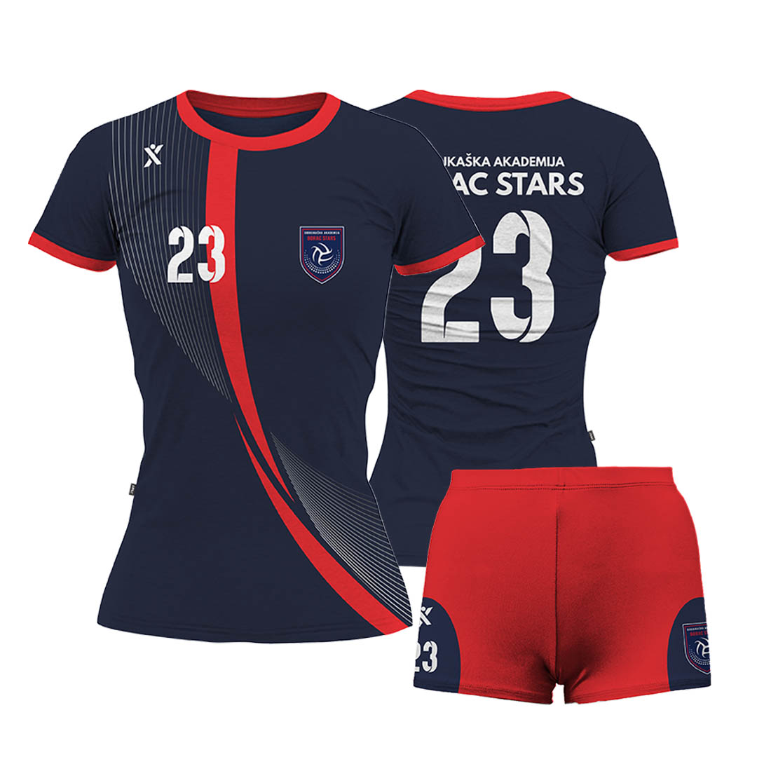 OA Borac stars Dres Šorc Odbojka Volleyball