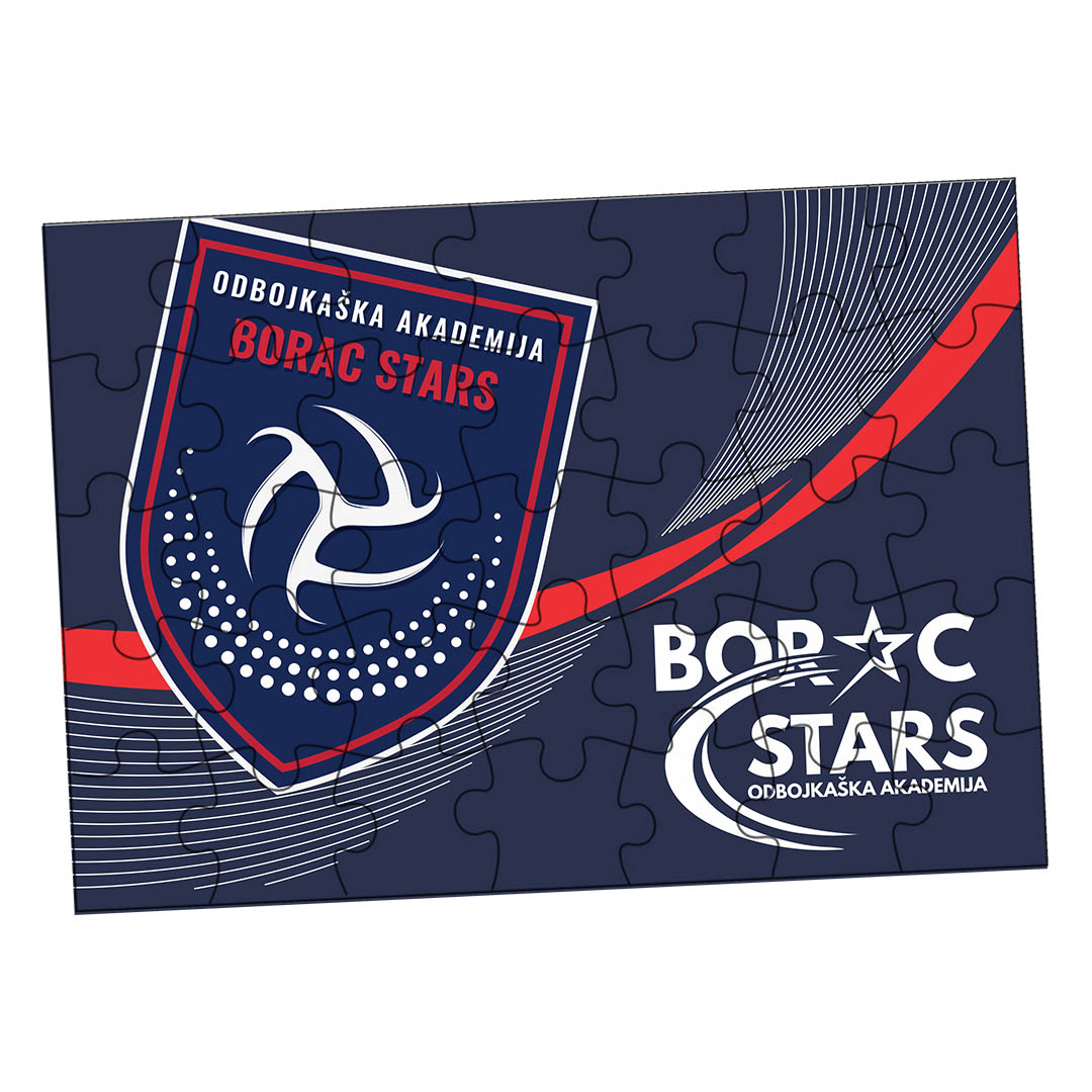 OA Borac Stars Puzzle Slagalica Odbojka Volleyball