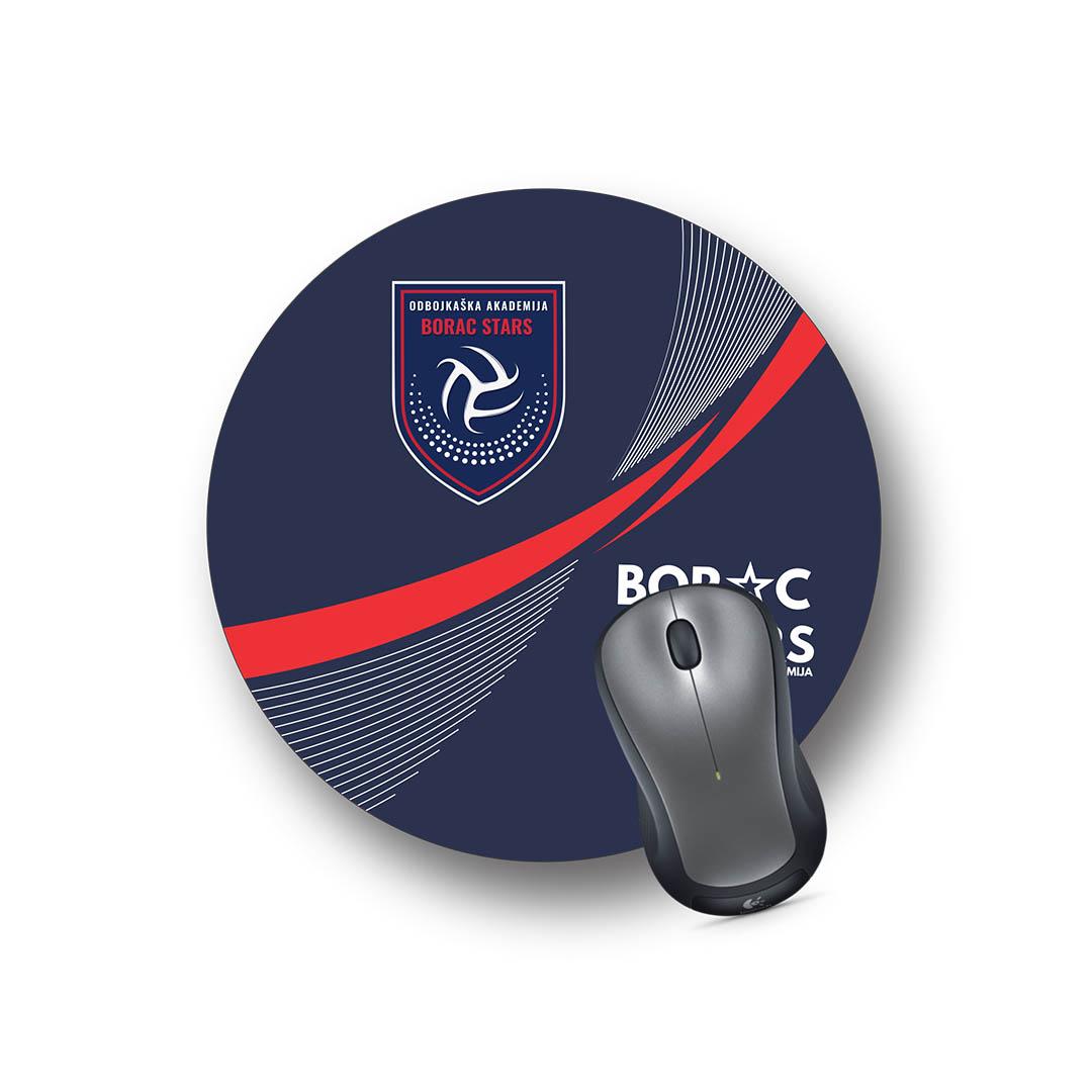 Borac Stars Podloga za miš Odbojka Volleyball
