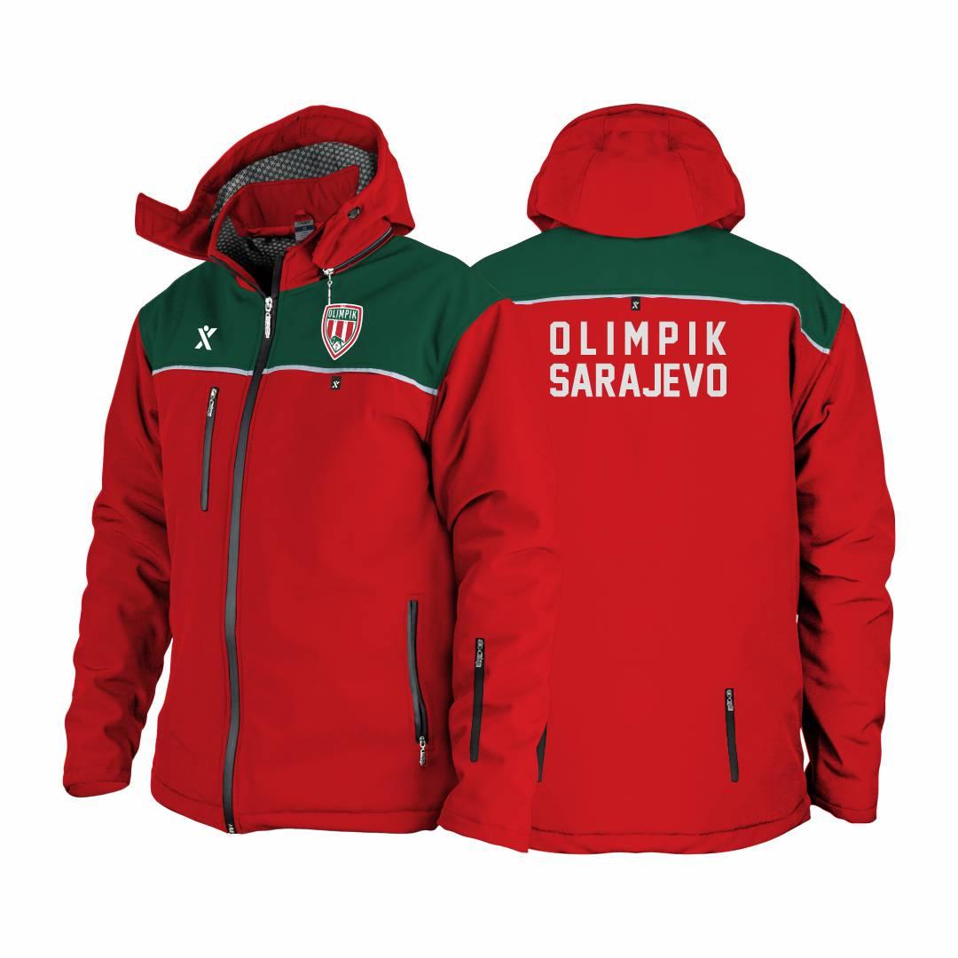FK Olimpik Soft Shell Jakna Fudbal