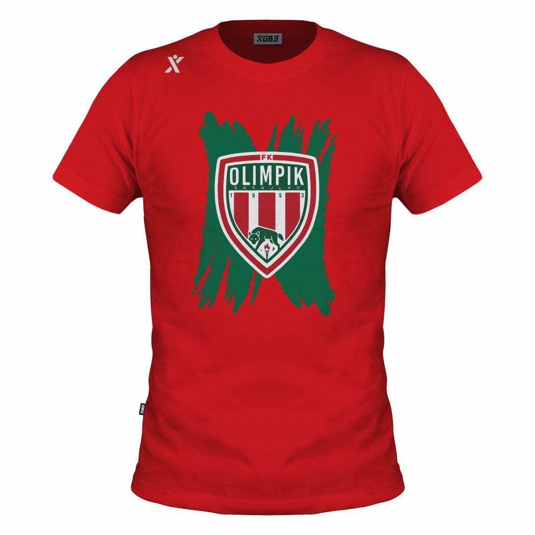 FK Olimpik T Majica 2 Fudbal