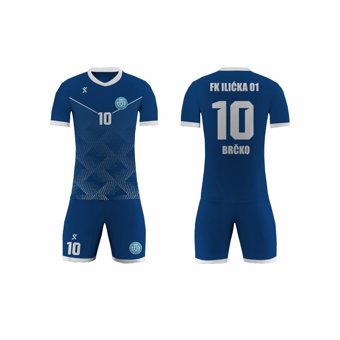 FK Ilićka Ilicka 01 Brčko Brcko  Dres