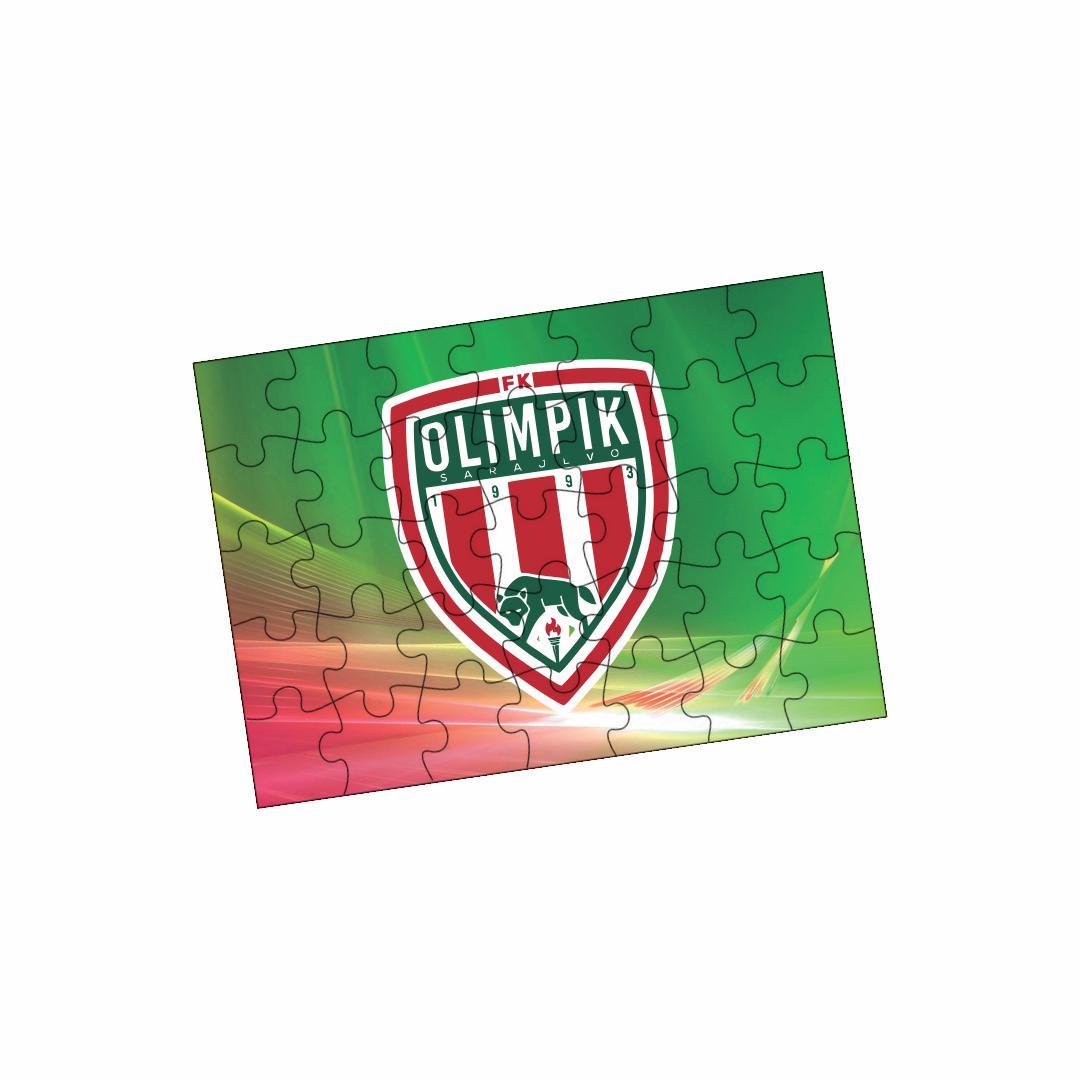 FK Olimpik Puzzle Fudbal
